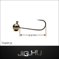 Tungsten jigfej  5 gramm  2-es horog