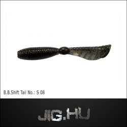"Bait Breath SHIFT TAIL 3"" (7,6cm) No.: S-08"
