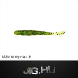 "Bait Breath Fish tail Ringer 2"" (5,08cm) No.:144"