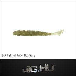"Bait Breath Fish tail Ringer 2,8"" (7cm) No.:718"