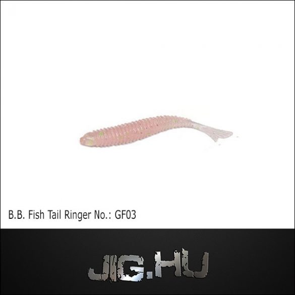 "Bait Breath Fish tail Ringer 2"" (5,08cm) No.:GF03"