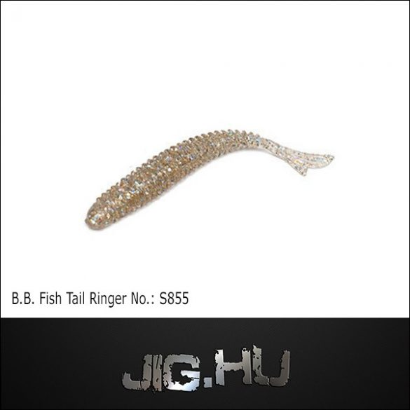 "Bait Breath Fish tail Ringer 2"" (5,08cm) No.:S855"