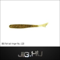 "Bait Breath Fish tail Ringer 2"" (5,08cm) No.:120"