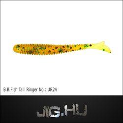 "BAIT BREATH FISH TAIL RINGER 2"" (5,08CM) NO.:Ur 24"