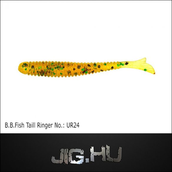 "BAIT BREATH FISH TAIL RINGER 2"" (5,08CM) NO.:Ur 24"