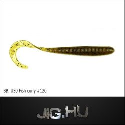 "Bait Breath U30 Fish Churly 3,5"" (8,9cm) #120"
