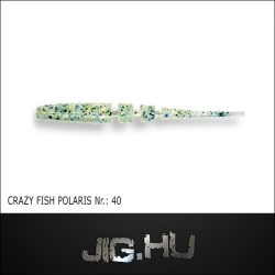 CRAZY FISH POLARIS 2' (54MM) NR.:40