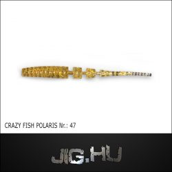 CRAZY FISH POLARIS 2' (54MM) Nr.:47
