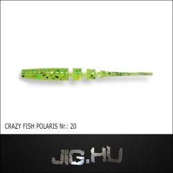 CRAZY FISH POLARIS 2' (54MM) NR.:20