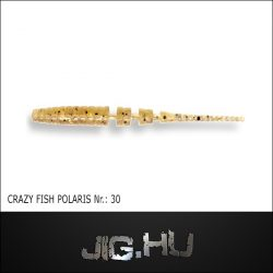 CRAZY FISH POLARIS 2' (54MM) NR.:30