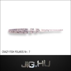 CRAZY FISH POLARIS 2' (54MM) NR.:7