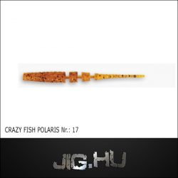 CRAZY FISH POLARIS 3' (68MM) NR.:17