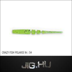 CRAZY FISH POLARIS 3' (68MM) NR.:54