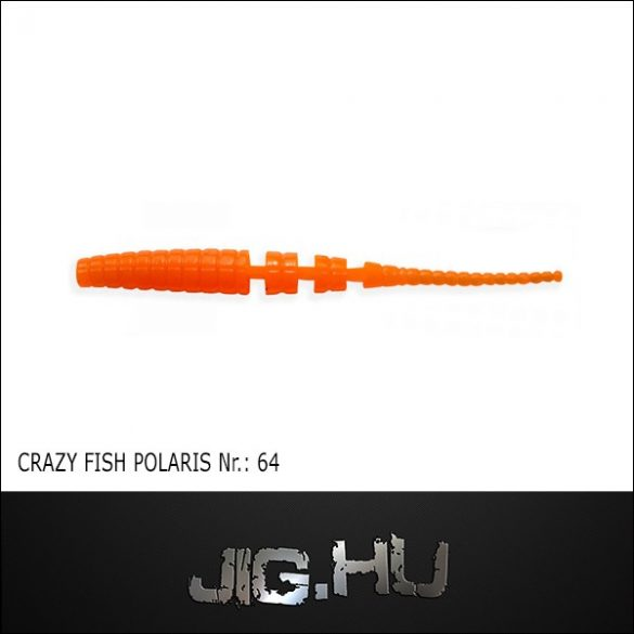 CRAZY FISH POLARIS 3' (68MM) NR.:64