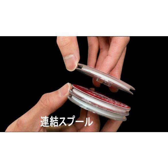 Fluorocarbon zsinór Tict Light Game Compact  Shock Leader #0,8 / 4,1lb. / 0.148mm / 2,0kg /
