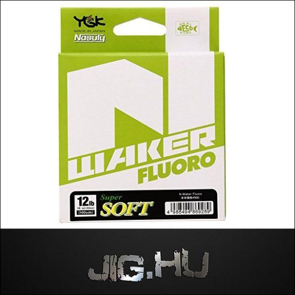 Fluorocarbon zsinór YGK NASULY N WALKER 10 LB  / 91m  / 5,0kg/ 0,267mm