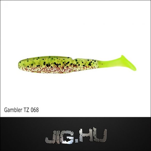 "GAMBLER TZ SWIMMER 3"" (LAGUNA GLASS) TZ068"