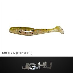 "Gambler TZ  Swimmer 3""  (copperfield) TZ158"