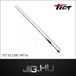 TICT ICE CUBE POWER TUBULAR IC-74PT-SIS PERGETŐBOT 224CM / 0,8-9G (IC-74PT-SIS)