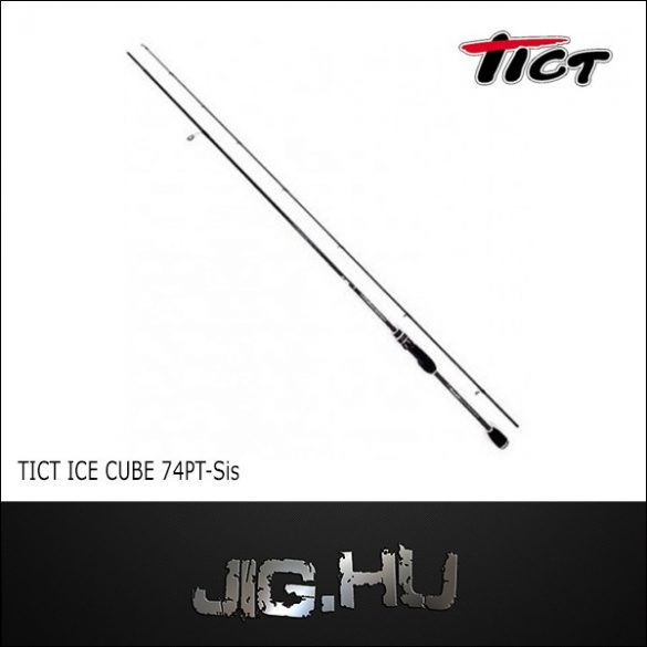 TICT ICE CUBE POWER TUBULAR IC-74PT-SIS PERGETŐBOT 224CM / 0,8-9G (IC-74PT-SIS)