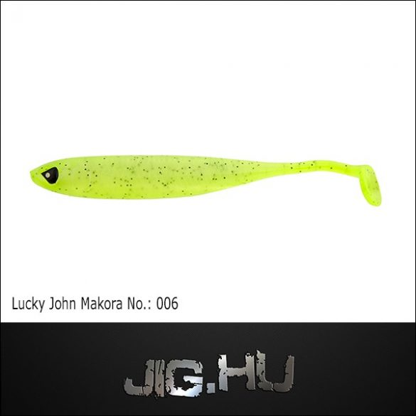 LUCKY JOHN MAKORA SHAD TAIL 5' (12,7CM) NO.: 006