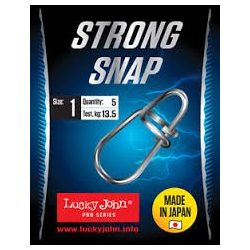 LJ. STRONG SNAP kapocs No.: 1
