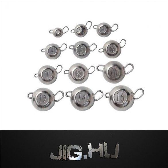 Tungsten Cseburaska jig 1 gramm /Natúr