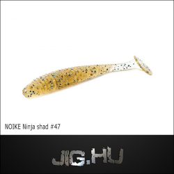 "NOIKE BITEGUTS NINJA 2"" (5,CM / GHOST UMBER BLUE) #47"