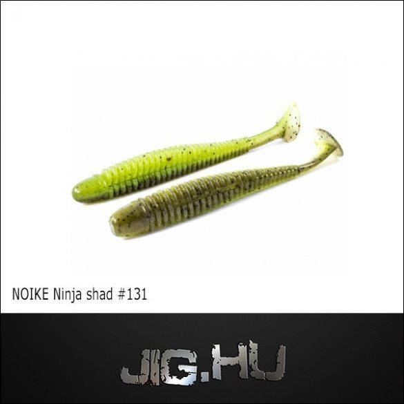 """NOIKE BITEGUTS Ninja 3"""" (7,5cm / Grn.Pump,/Chart) #131"""