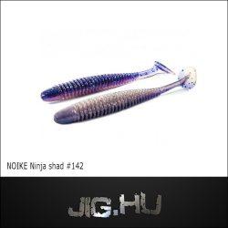 """NOIKE BITEGUTS Ninja 3"""" (7,5cm / Violet shad) #142"""