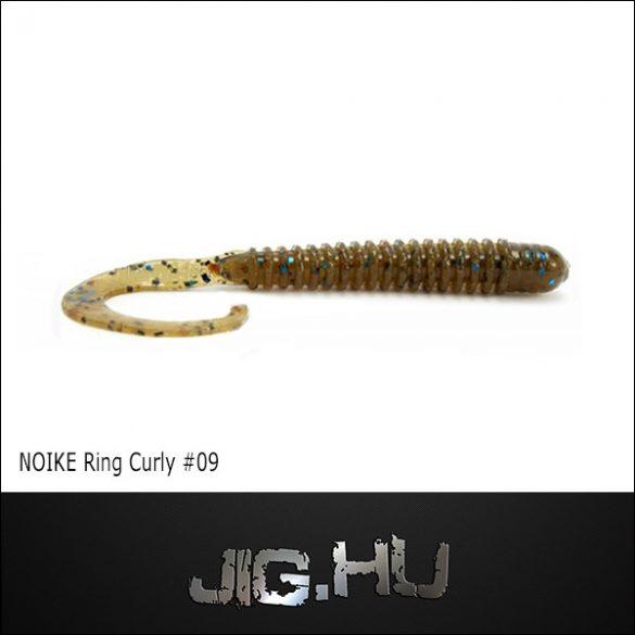 "NOIKE BITEGUTS RING CURLY 3"" #09"