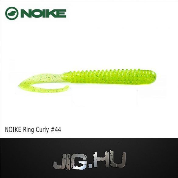 "NOIKE BITEGUTS RING CURLY 3"" #44"