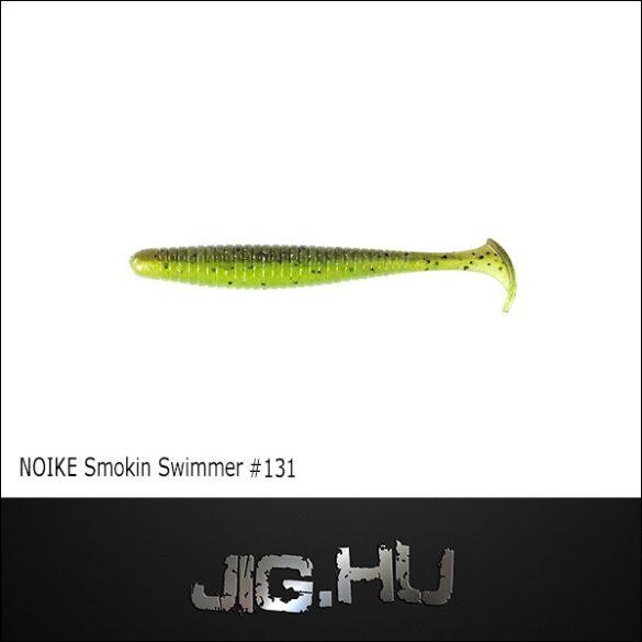 """NOIKE BITEGUTS SMOKIN SWIMMER 3"""" #131 (7,6CM / GREEN PUMPKIN/CHART)"""