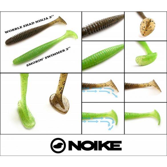 "NOIKE BITEGUTS SMOKIN SWIMMER 3"" #34 (7,6CM / CINNAMON BLUE)"