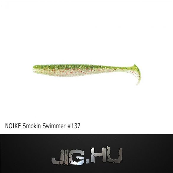 "NOIKE BITEGUTS SMOKIN SWIMMER 5"" #137 (12,7CM / YANG PERCH)"