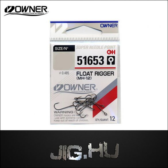 OWNER NR.:51653 (FLOAT RIGGER) No.: 8