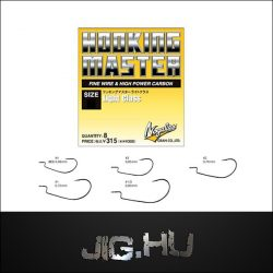 Offset horog Gran Nogales Hooking Master Light Class  #1