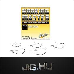 Offset horog Gran Nogales Hooking Master Light Class #4