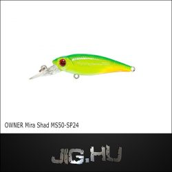 Wobbler Mira Shad MS50 -SP #24