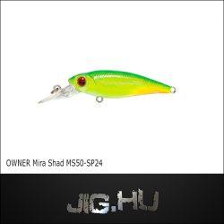 Wobbler Mira Shad MS50 -SP #24