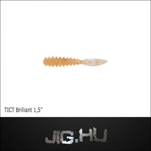 """TICT BRILLIANT 1,5"""" C-24 (Silver Krill )"""