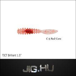 """TICT BRILLIANT 1,5"""" C-5 (Ami Red Core )"""