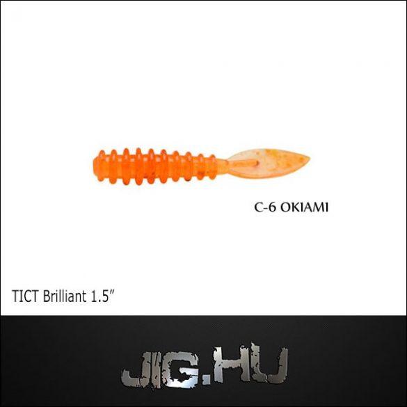 """TICT BRILLIANT 1,5"""" C-6 (Krill )"""