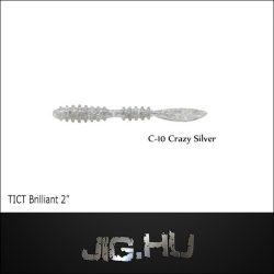 TICT BRILLIANT 2'  C-10 (Crazi Silver)