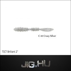 TICT BRILLIANT 2'  C-10 (Crazi Silver)