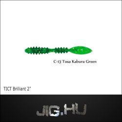 TICT BRILLIANT 2' C-13 (Tosa Kabura Green )