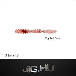 TICT BRILLIANT 2'   C-5 (Ami Red Core )