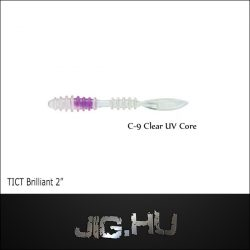 TICT BRILLIANT 2' C-9 (Clear UV Core )
