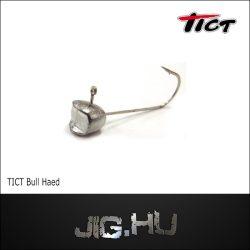 TICT BULL HAED jigfej 0,6 gramm