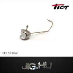 TICT BULL HAED jigfej 0,8 gramm